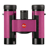 Leica 8x20 Ultravid Colorline Binoculars - Cherry Pink