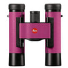 Leica 10x25 Ultravid Colorline Binoculars - Cherry Pink