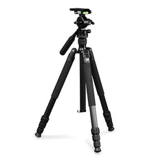 Vortex Summit Carbon Tripod with Micro-Fluid Head