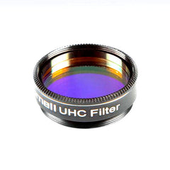 Zhumell 1.25 inch High Performance Ultra High Contrast UHC Telescope Filter