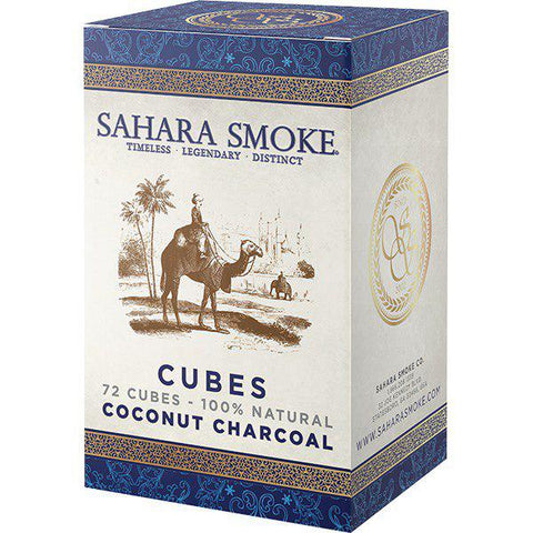 Sahara Smoke Coconut Charcoal