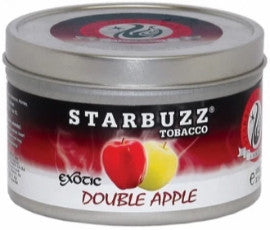 Starbuzz Double Apple Shisha Flavour