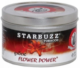 Starbuzz Flower Power Shisha Flavour