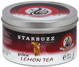 Starbuzz Lemon Tea Shisha Flavour