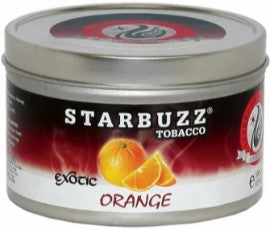 Starbuzz Orange Shisha Flavour