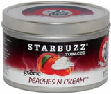Starbuzz Peaches N Cream Shisha Flavour