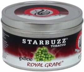Starbuzz Royal Grape Shisha Flavour