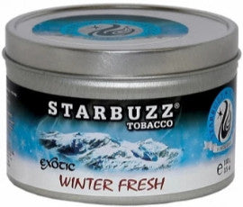 Starbuzz Winter Fresh Shisha Flavour