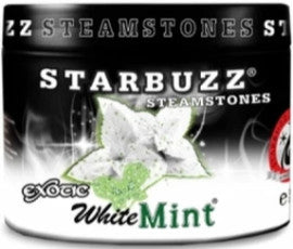 Starbuzz White Mint Steam Stones Shisha Flavour
