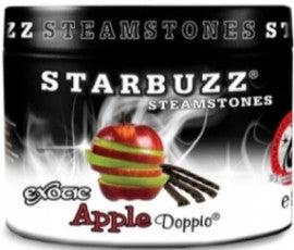 Starbuzz Apple Doppio Steam Stones Shisha Flavour
