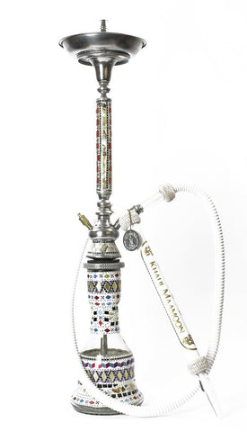 Shishagear SV Traditional Mother of Pearl Hookah Set