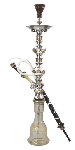 Khalil Mamoon 1001 Nights Long Hookah