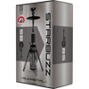 Starbuzz Carbine 2.0 Shisha Kit with NAR Heat Management Head - Gunmetal