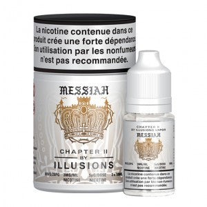 Illusions Chapter 2 - Messiah E-Liquid