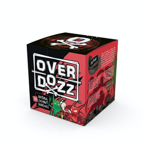 OverDozz Natural Coconut Charcoal 26mm 1kg