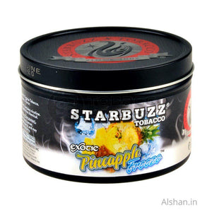 Starbuzz Pineapple Freeze Tobacco Shisha Flavour