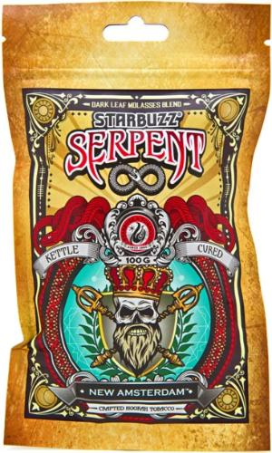 Starbuzz Serpent New Amsterdam 80g