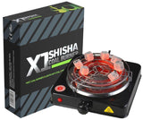Shishagear X1 Coal Burner VERSION 2 with Overdozz 26mm Coal
