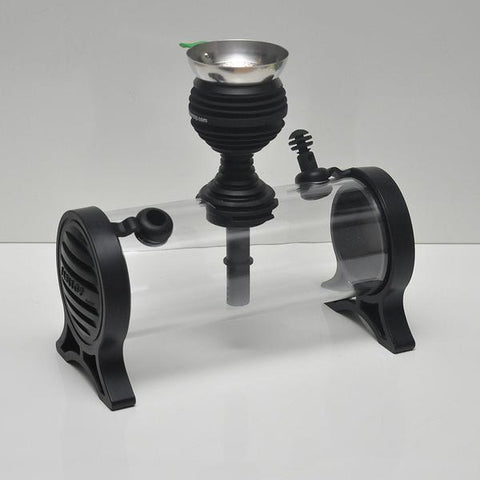 Apple On Top Table-Top Shisha V.2 with Provost - Black