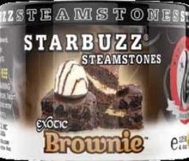 Starbuzz Brownie Steam Stones Shisha Flavour