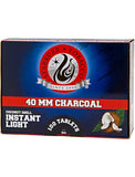 Starbuzz Premium Coconut Instant Light Coal 40mm