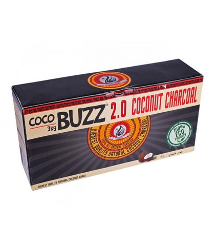 Starbuzz CocoBuzz 2.0 Coconut Charcoal 3Kg