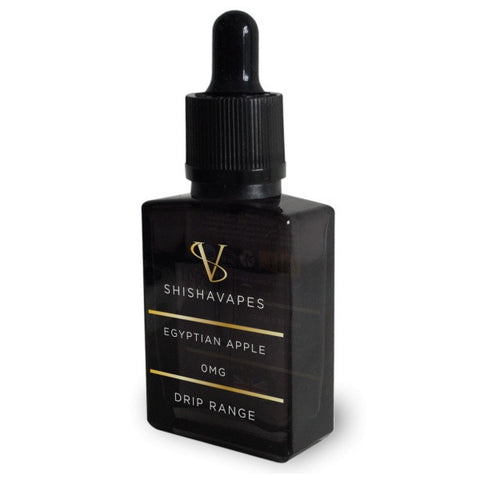 ShishaVapes 30ML Drip Range Egyptian Apple