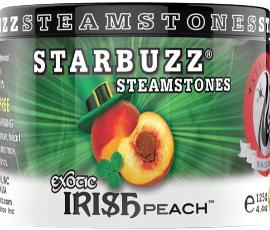 Starbuzz Irish Peach Steam Stones Shisha Flavour