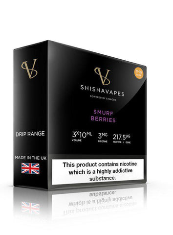 ShishaVapes 30ML Drip Range (Export Only)