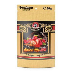 Starbuzz Vintage 80g Flavour - Spice Me Red