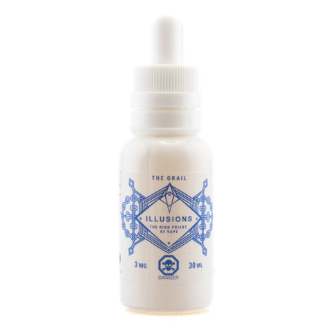 Illusions Vapor - The Grail E-Liquid