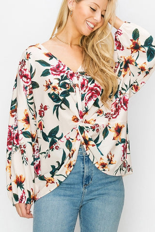 Floral Obsession Long Sleeve