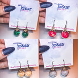 Jingle Bell Ball Earrings