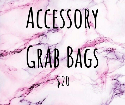 Accessory Grab Bags