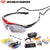 Robesbon 5 Lens UV400 Cycling Sunglasses