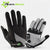 Full Finger Shockproof Padded Touch Screen Cycling Gloves