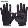 Gel Padded Cycling Touch Screen Gloves