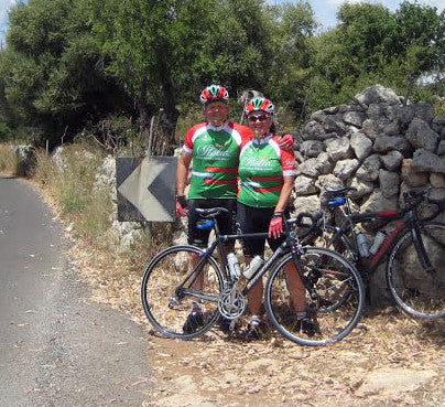Cycle Italia's founders - Heather and Larry are dedicated to offering fun and exciting bicycle tours in Italy.