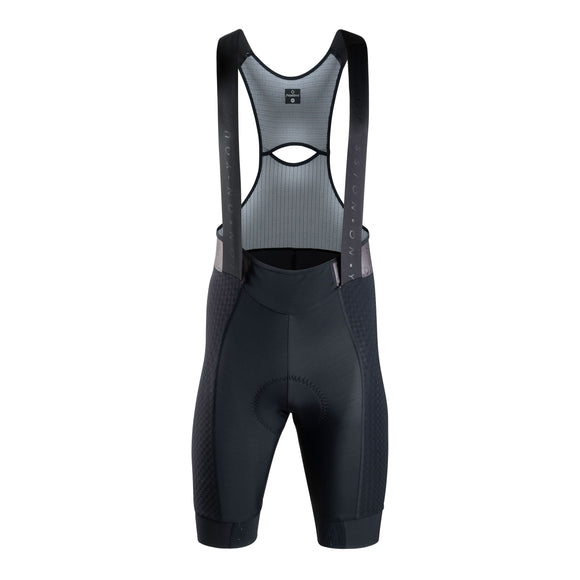 2020 Nalini Montreal 1976 Bib Shorts (All Black)