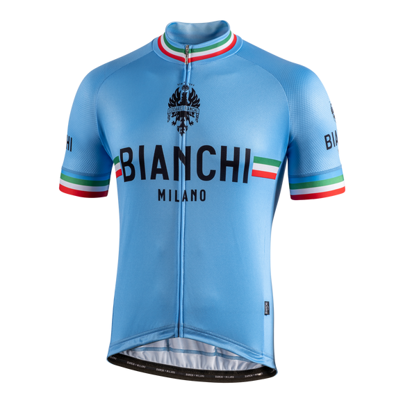 2020 Bianchi-Milano ISALLE SS Jersey - BLUE