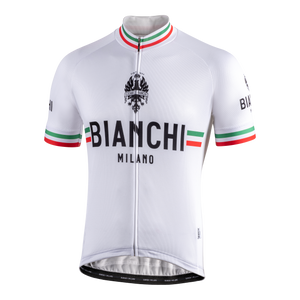 2020 Bianchi-Milano ISALLE SS Jersey - WHITE