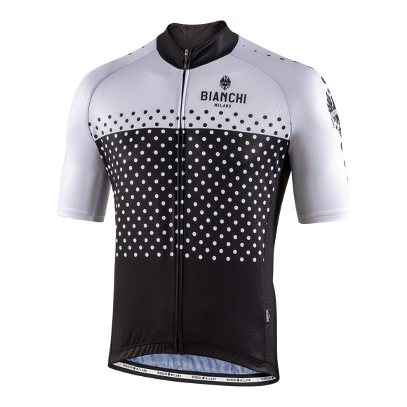 2020 Bianchi-Milano QUIRRA SS Jersey - WHITE