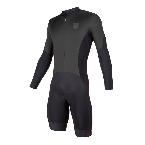 Nalini Warm LS Skinsuit Thermal (BLU SHORT LEGS SUIT1)