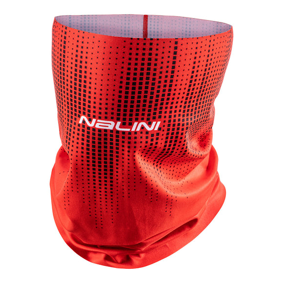 Nalini Merrick Summer Face Mask/Gaiter Buff - Red