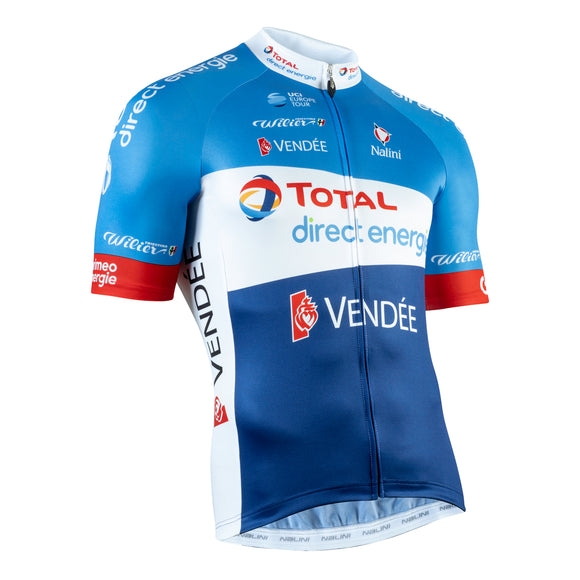 Total Direct Energie Replica SS Jersey 2019 (FZ)