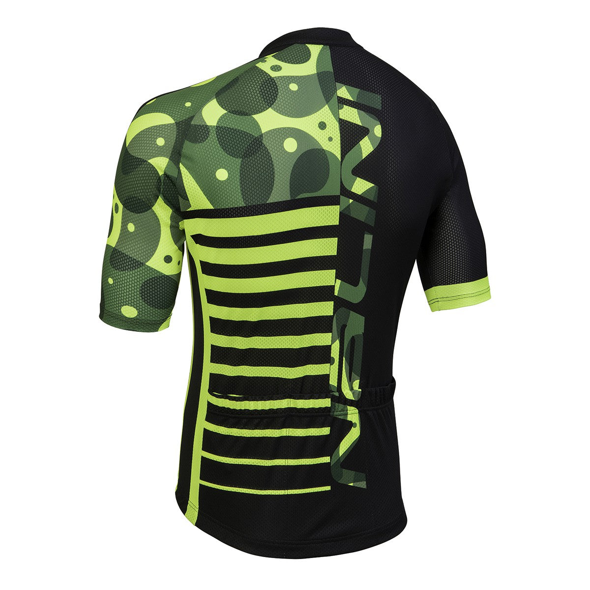 7db5bc7de Nalini Cross MTB SS Jersey Black Yellow 2018 – Nalini USA