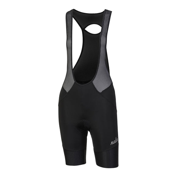 Nalini Women's AHS INCANTEVOLE Black Bib Shorts