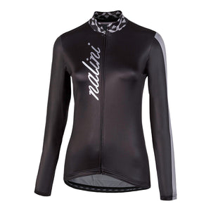 Nalini LW Women's Long Sleeve Jersey Black/Grey