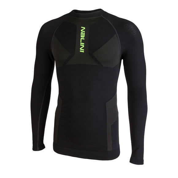 Nalini Merino Under Jersey LS Base Layer