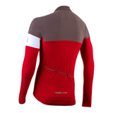 2020 Nalini CORSA Long Sleeve Jersey - RED
